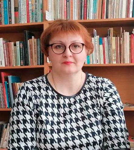 Библиотекарь Библиотеки г. Электрогорск Кириллова Маргарита Александровна